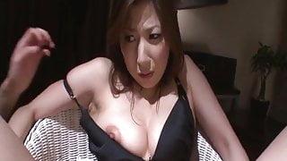 Time for sleazy milf Mirei Yokoyama to enjoy a good time