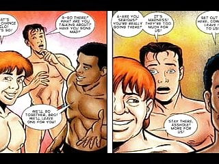 Free sex comic strips Better one by don dutch - sex comic