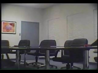 Janet lee nude - Janet office nude-bj-pt 1