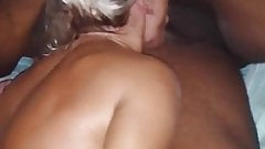 taboo First fuck with throatpie from black man round ass