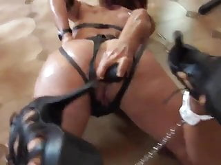 Trainee sex - Slave with new trainee