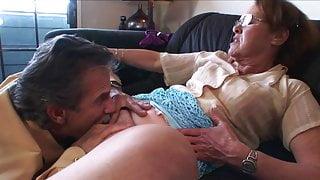 Tasty Granny Pussy
