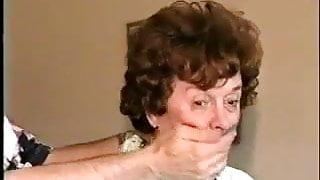 real ugly granni in bondage