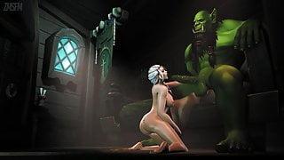 Jaina Proudmoore – Alliance Whore