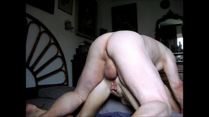 Fat Ass Riding The Couch
