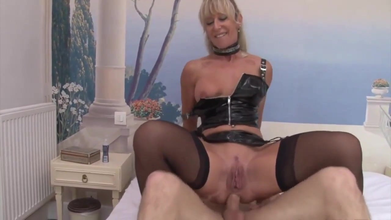 Anal french matures orgasms