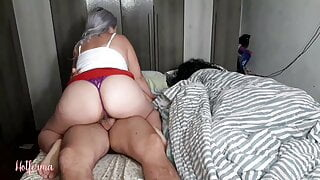 Sex with the niece next to the wife
