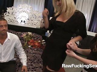 Nikky rhodes blowjob Raw fucking sex - nikki rhodes and allison pierce threesome