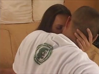 Cute couples sex - A couple really good sex finish cum facial. she is cute.
