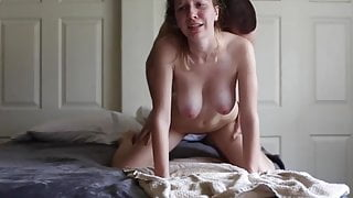 Big Tits Amateur Wife - Afternoon Delight