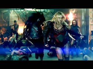 Tranny video and shakira music - Shakira vs britney