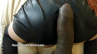 Chrissy getting fucked in front of hubby