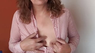 COMPILATION OF EROTIC MOMENTS OF EXCITED MOTHER EXHIBITING