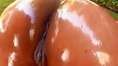 Edible Giant Black Greeze Butts 5