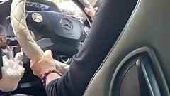 Sg milf taxi driver
