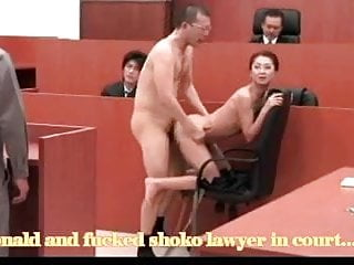 Susan fucks the lawyer - Ronald and shoko fucking lawyers mother and not her son 1