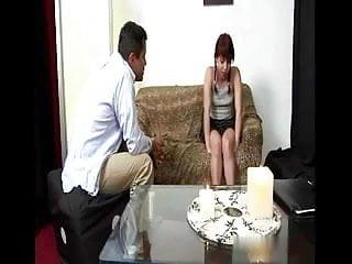 Colombian shemale - Colombian teen fucks her boyfriends dad