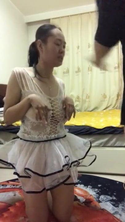 Asiatisches Verheiratetes Amateur Pärchen
