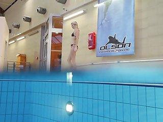 Naked girls beach bikini oral video - Nastya enjoys being naked in public