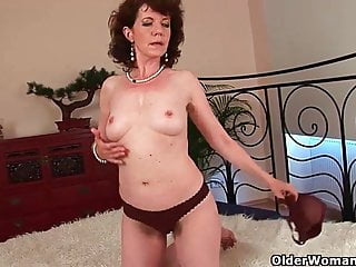 Sex starved by historic erotica Sex starved granny fucks her toy boy