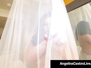 Hot cuban ass Hot cuban bbw angelina castro toys fucks big black cock
