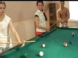 Nude bobby billiard Billiards as a team sport