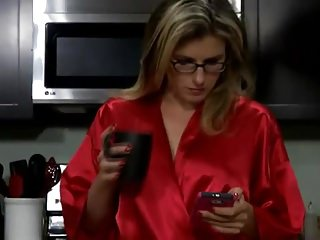 Sophicated milfs Stepmom stepson affair 62 unexpected breakfast