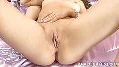 Audrey Hollander - Dirty Cum Swapping Action