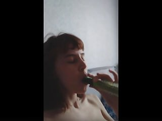 I want to suck myself I want to suck
