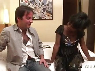 Free white guy black girl porn French black girl gets banged by a white guy