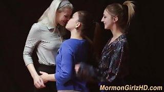 Taboo mormon lesbians