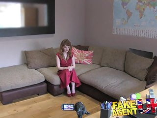 Librarian sexy - Fakeagentuk huge facial for hot petite librarian at casting