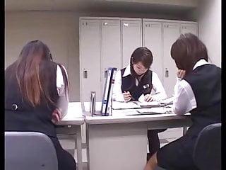 Bbw face fart tubes - Japanese office girls face fart their boss