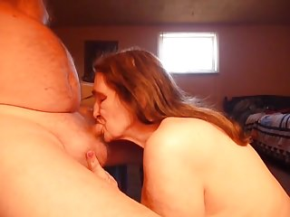 Need help achieving orgasm - Hey girls let scuk off my man togther i need help