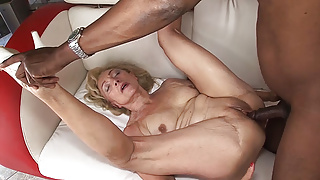 our stepmoms first big cock interracial fuck lesson