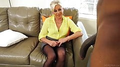 blonde mature big dicks