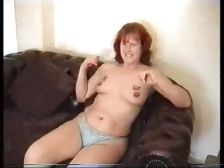 Pics guys eating pussy - Uk amateur christine and 2 guys