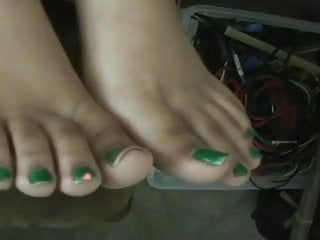 Sexy feet and toes Phoenixs sexy feet and toes