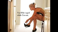 Keep him Caged