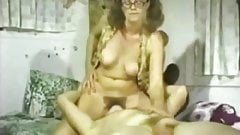 Crazy Home Video of Kinky Couple (1970s Vintage)