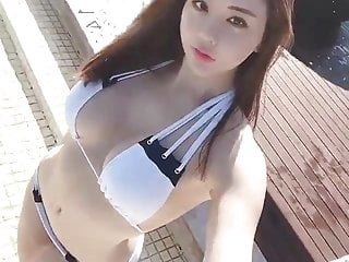 Teeny bikini hot girls Chinese girl bikini hot tits