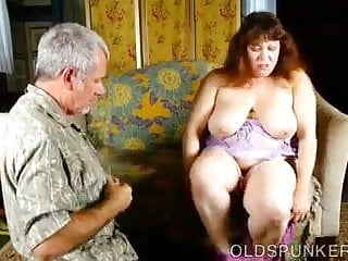 Hot chubby mature Super cute chubby old spunker is such a hot fuck loves cum