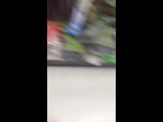 Pissing naughty Naughty teen pissing in walmart