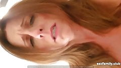 Horny Mature Mom, POV Orgasm