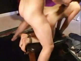 Preparacion anal - Screaming pain during anal and a facefuck