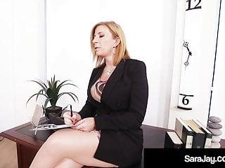Sara jay free ass Pawg mommy sara jay milks a cock with black bbw maserati