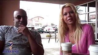 Barbi likes black coffee