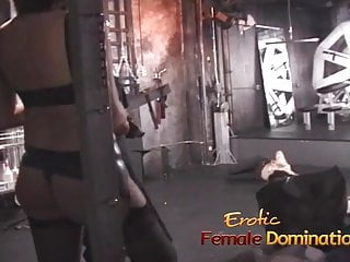 Milf fifi - Behind the scenes video of fifis trip to the dungeon