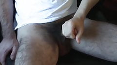 Hot wanked milking