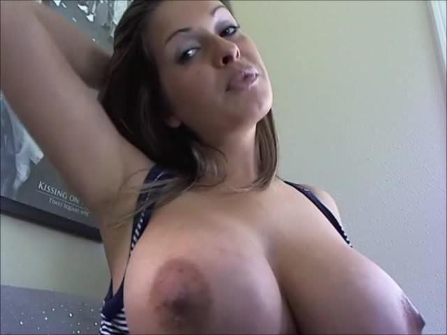 Cougar Big Natural Tits